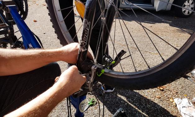 Atelier vélos