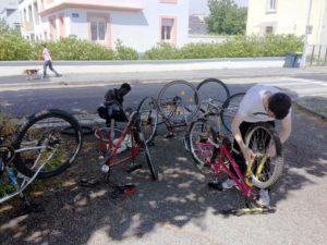 Atelier vélo Professeur Perrin